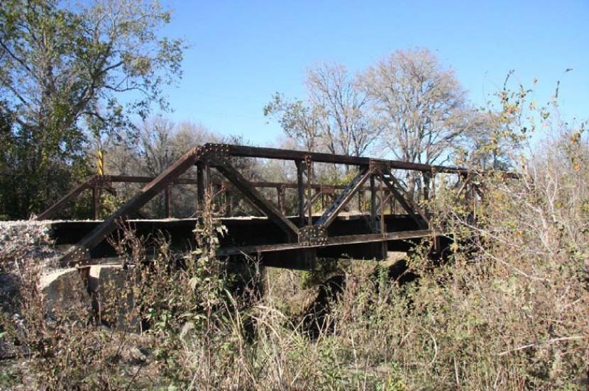 Limestone County Historical Commission - Historic Bridges